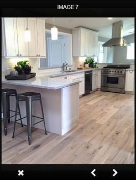 Wood Floor Kitchen Ideas screenshot 7
