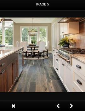 Wood Floor Kitchen Ideas screenshot 5