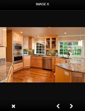 Wood Floor Kitchen Ideas screenshot 6