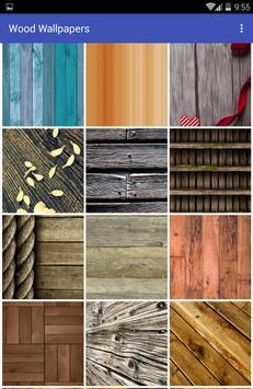 Wood Wallpapers screenshot 1