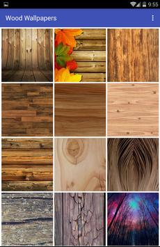 Wood Wallpapers screenshot 2