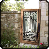 Wood and Iron Gates icon