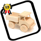 Wooden Toy Vehicles icon