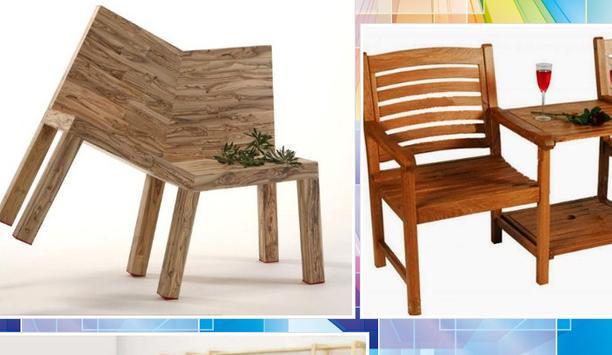 Wooden Chairs Design screenshot 1