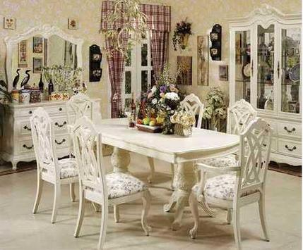 Wooden Dining Set poster