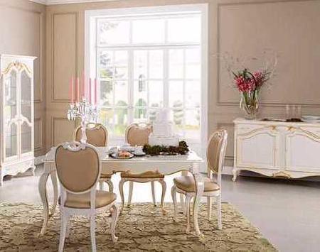 Wooden Dining Set screenshot 1