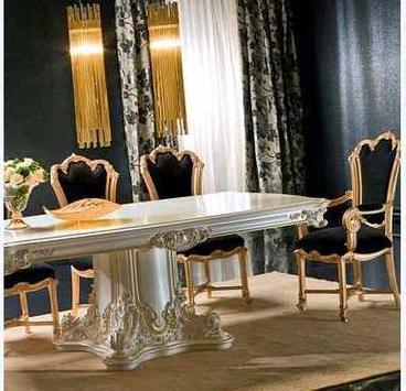 Wooden Dining Set screenshot 2