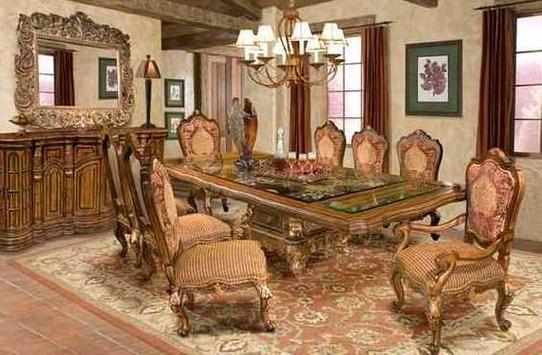 Wooden Dining Set screenshot 30