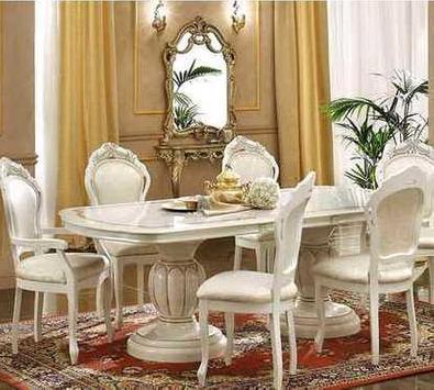 Wooden Dining Set screenshot 31
