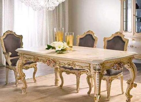 Wooden Dining Set screenshot 5