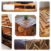Wooden Furniture Design icon