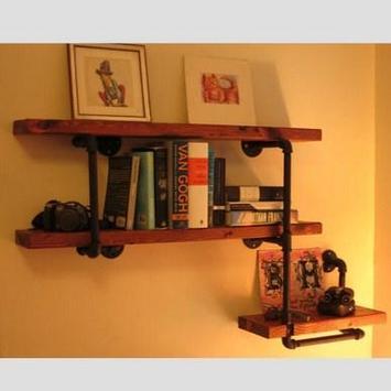 Wooden Furniture Design poster