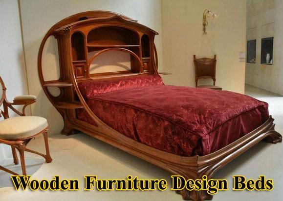 Wooden Furniture Design Beds For