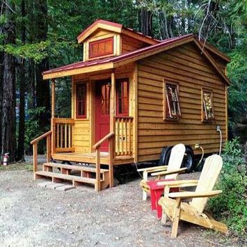 Wooden House Design screenshot 5