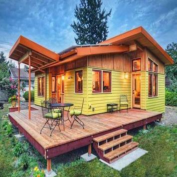 Wooden House Design screenshot 6