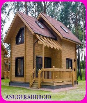 Wooden House Design screenshot 7