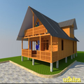 Wooden House Design