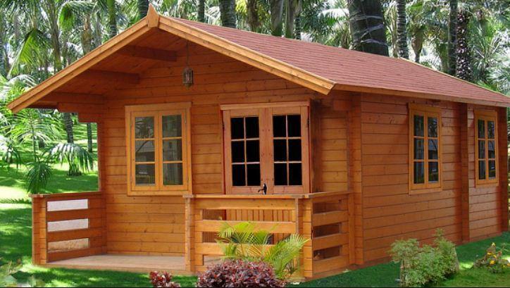 540 Foto Desain Rumah Kayu Luar Terbaik Unduh