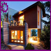 Wooden House Designs icon