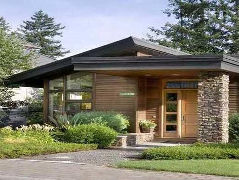 Wooden House Designs apk screenshot