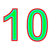 Fast 10 icon