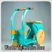 Wooden Toy Creative Ideas icon