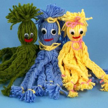 100 Best Wool Yarn Craft Ideas poster