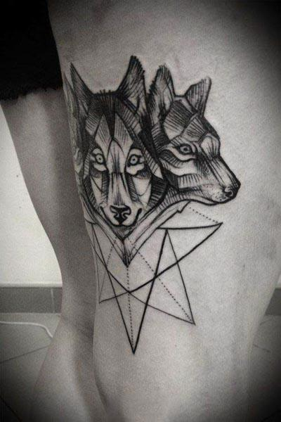 Wilk Tattoo Design For Android Apk Download