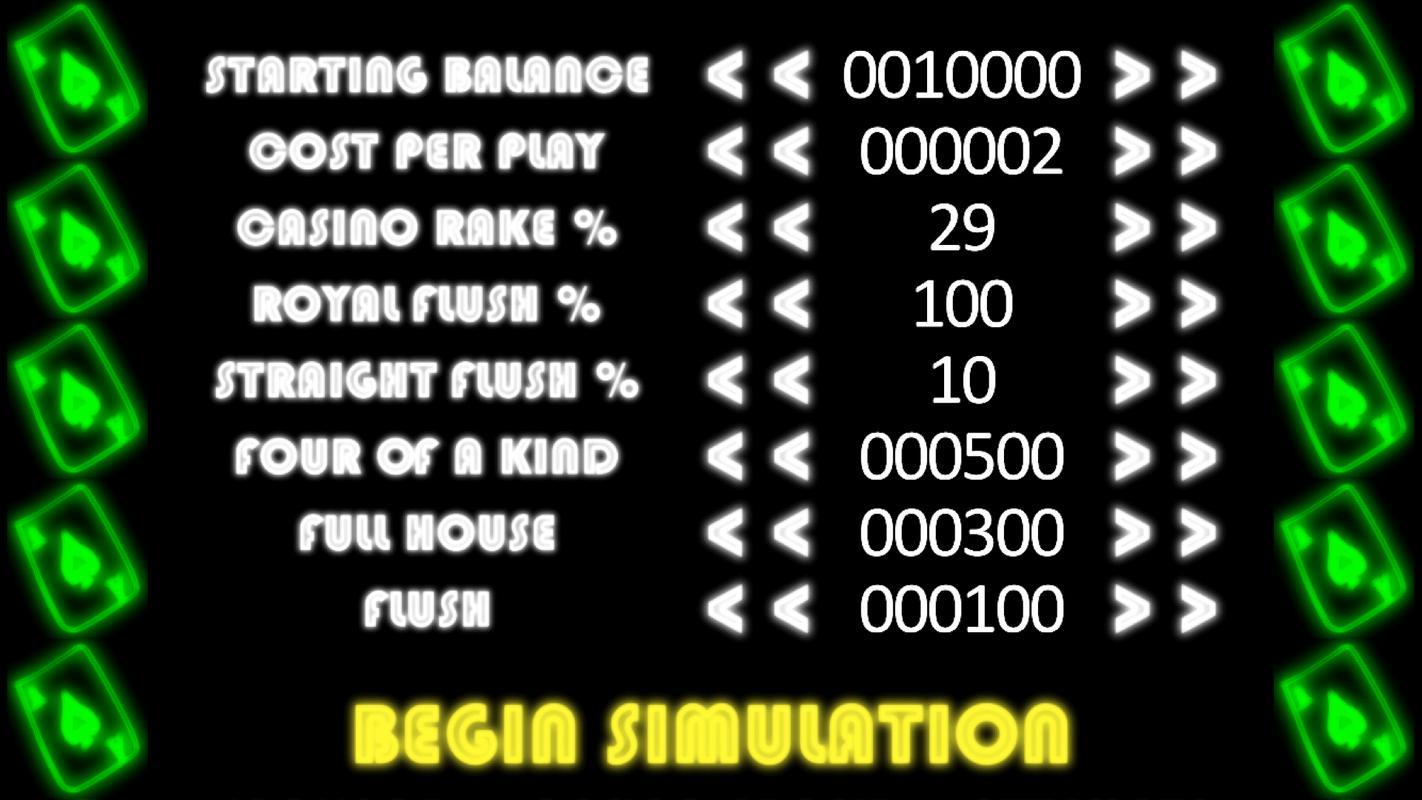jackpot simulator