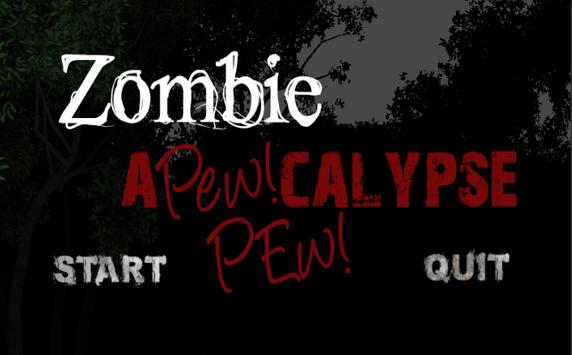 Zombie A-PEW!-calypse screenshot 1