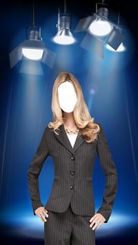 Woman Fashion Photo Suit apk screenshot