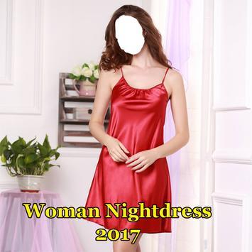 Woman Nightdress 2017 poster