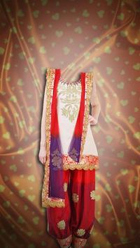 Woman Salwar Suit Photo Maker apk screenshot
