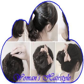 Woman's Hair Style screenshot 8