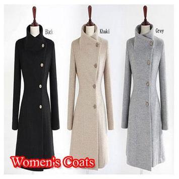 design coats for women poster