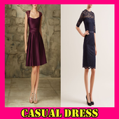 Women Casual Dress icon