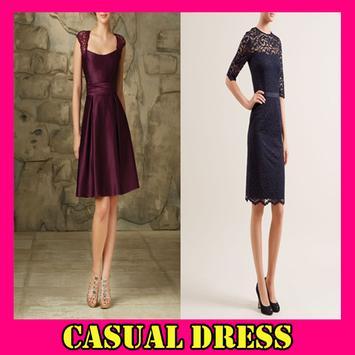 Women Casual Dress poster