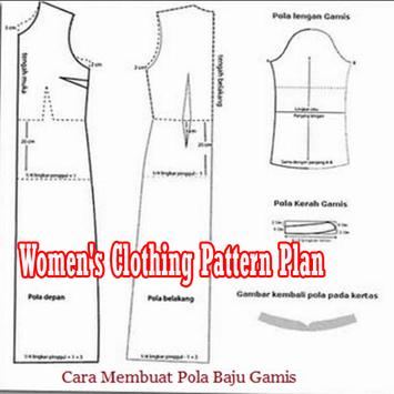 Women Clothing Pattern Plan For Android Apk Download