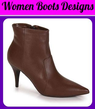 Women Boots Designs screenshot 1