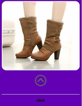 Women Boots Designs screenshot 3