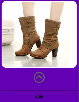 Women Boots Designs screenshot 3