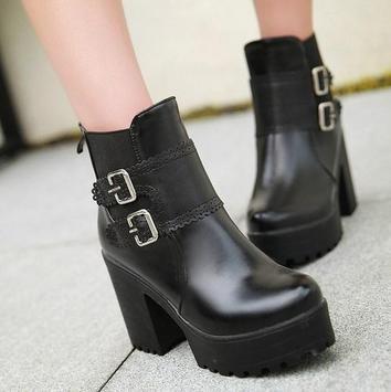 Women Boots Designs screenshot 6