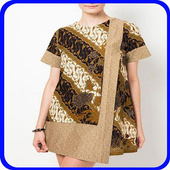 Modern Batik Clothes icon