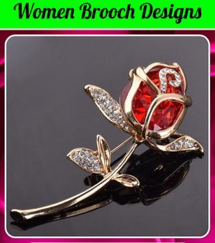 Women Brooch Designs screenshot 1