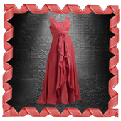 Women Dress Photo Montage icon