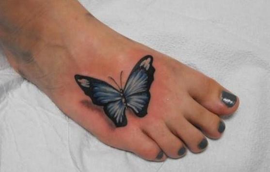 Women Foot Tatto screenshot 6