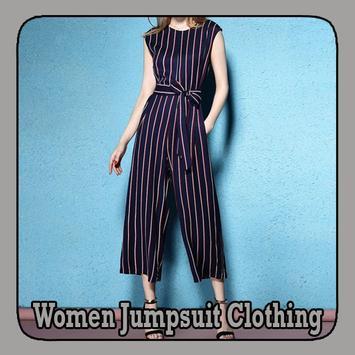 Women Jumpsuit Clothing poster