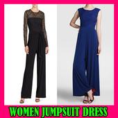 Women Jumpsuit Dress icon