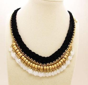 Women Necklace Designs apk screenshot