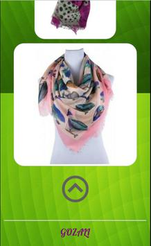 Women Scarf Design screenshot 3